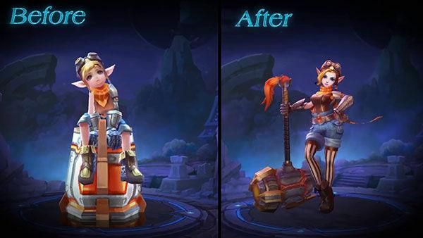 Perubahan Lolita Mobile Legends 1