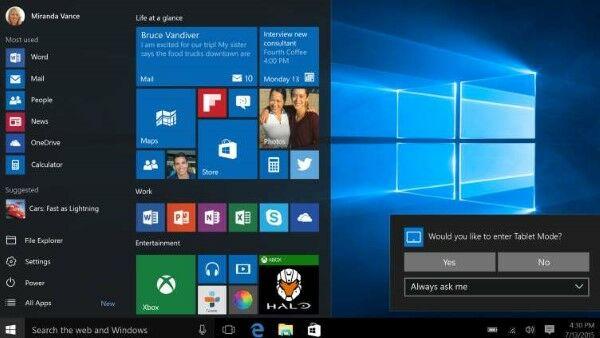 Windows 10 Pro Home 64bit 1