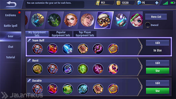 Guide Diggie Mobile Legends 3