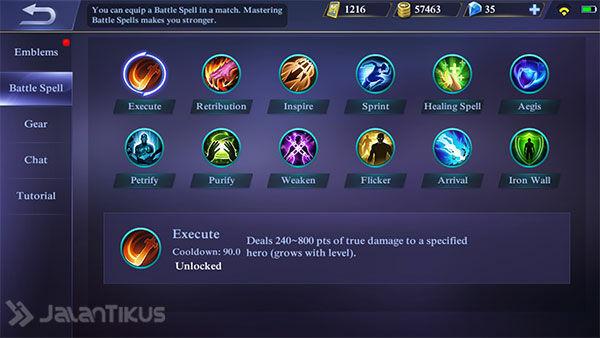 Battle Spell Menyerang Mobile Legends 1