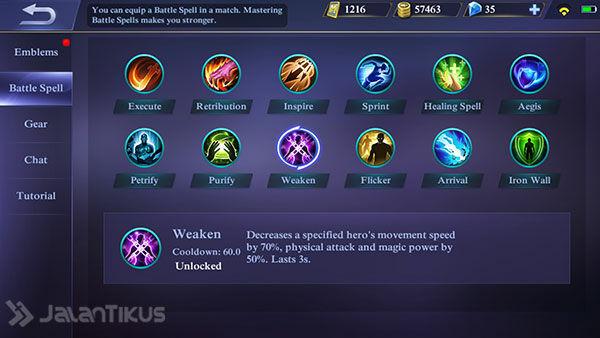 Battle Spell Menyerang Mobile Legends 4