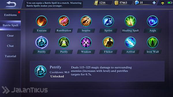 Battle Spell Menyerang Mobile Legends 5