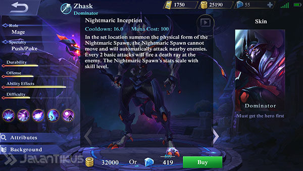 Zhask Mobile Legends 2