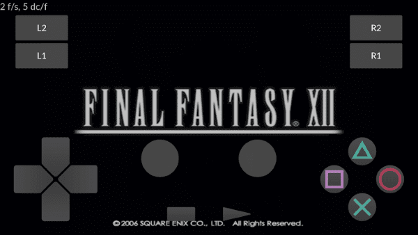 Play Ps2 Emulator Android 1