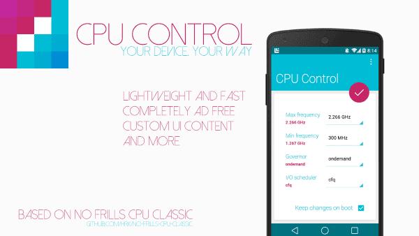 Cpu Control 1