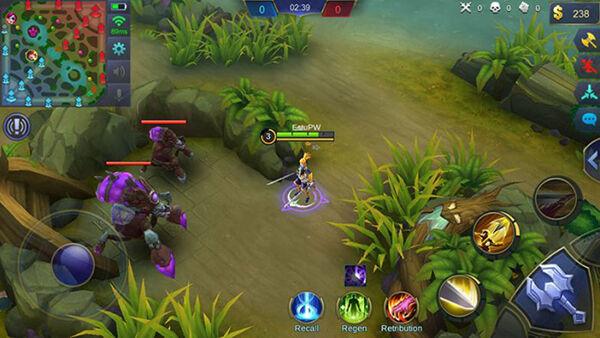 Jungle Gameplay Mobile Legends 2 6ea45