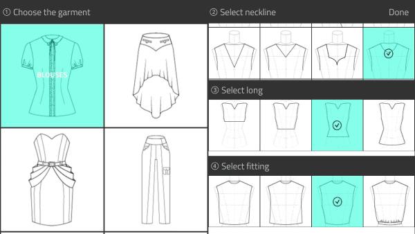 Fashion Design Flat Sketch 1 27f8a