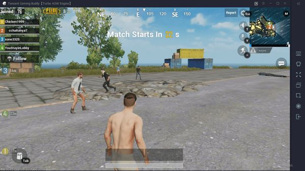 Main Gratis PUBG di PC 4