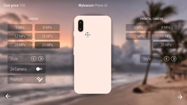 Smartphone Tycoon 5 F8394