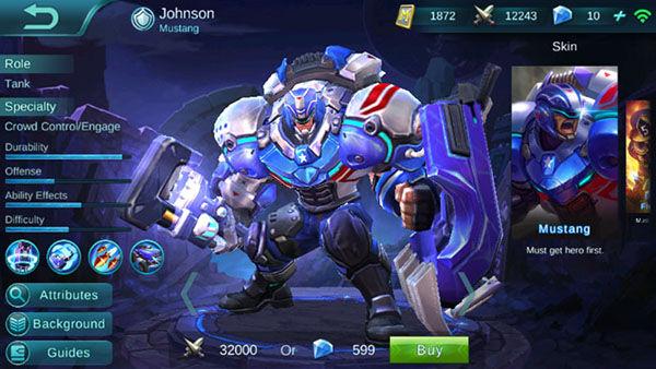 Johnson 1db9a