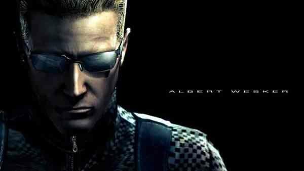 Albert Wesker Resident Evil Picsay 653da