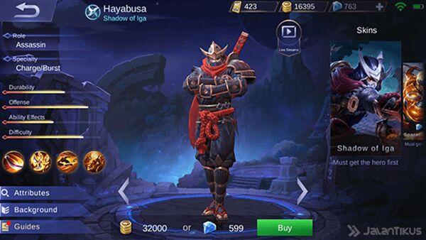 Hayabusa 85a15