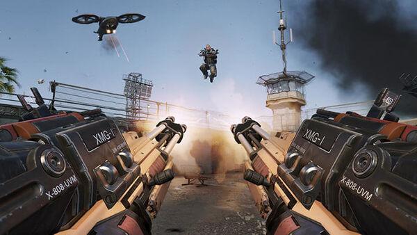 Call Of Duty Advanced Warfare Multiplayer Guide Riot Gun Blazing 720x720 8bc3c