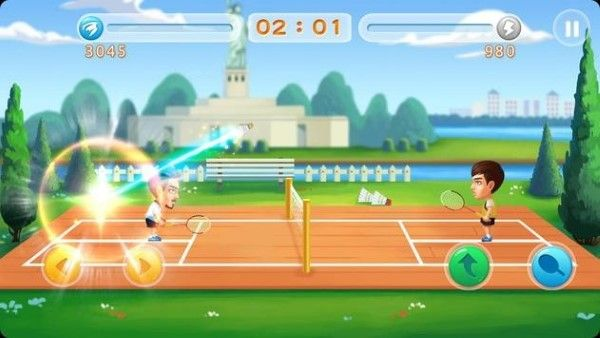 Badminton World 1 2e2fe
