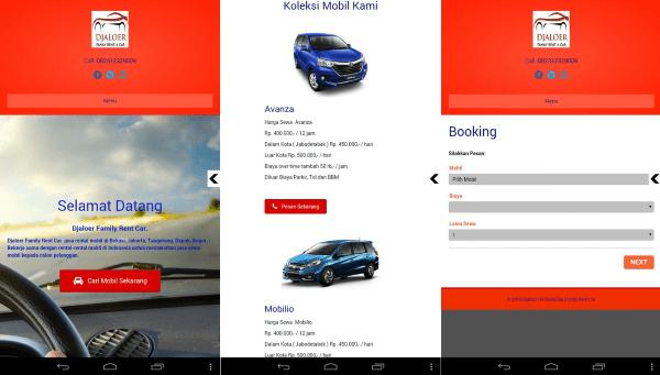 Djaloer Rental Mobil Murah 3 E4247