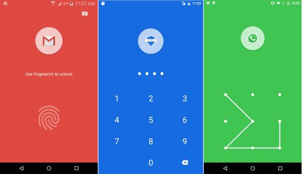 App Lock Fingerprint Password 1