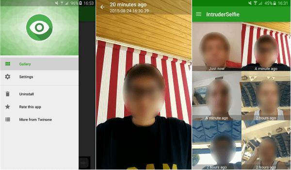 Intruder Selfie 1