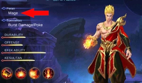 Valir Hero Mage Baru Mobile Legends F0468