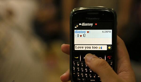 BlackBerry Messenger C9084