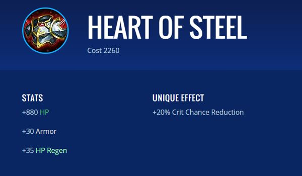 Heart Os Steel 71bbc