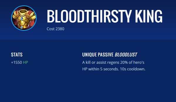 Bloodthirsty 4530b