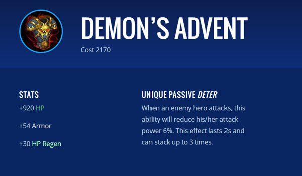 Demon Bd5aa
