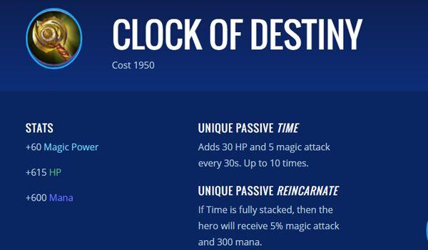 Clock Of Destiny A97c9