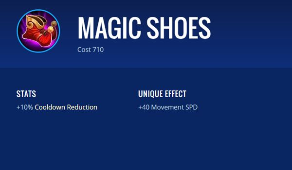 Magic Shoes C132e