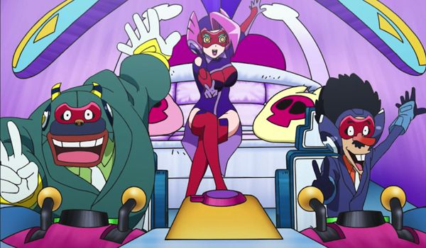 Time Bokan Villains Strike Back 8032d