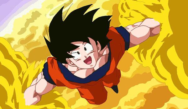 Son Goku DRAGON BALL Full 1443426 D35c3