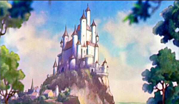 Istana Snow White 15467