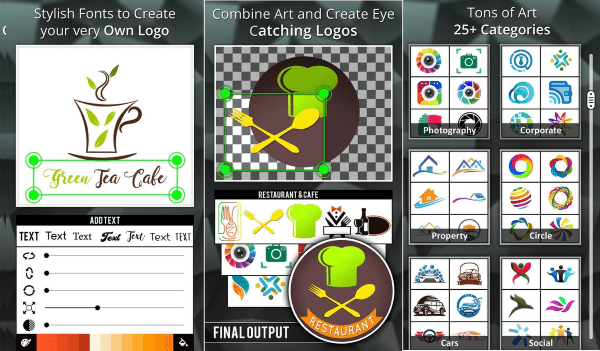 Logo Maker Logo Creator Generator Designer 3 B4231