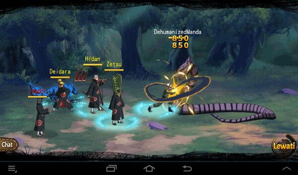 Game Ninja Android Terbaik 1