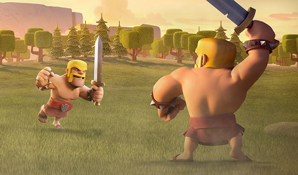 Friendly Challenge Clash Of Clans 1