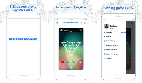 Cloud Mobile Emulator Redfinger 4 E5ee4
