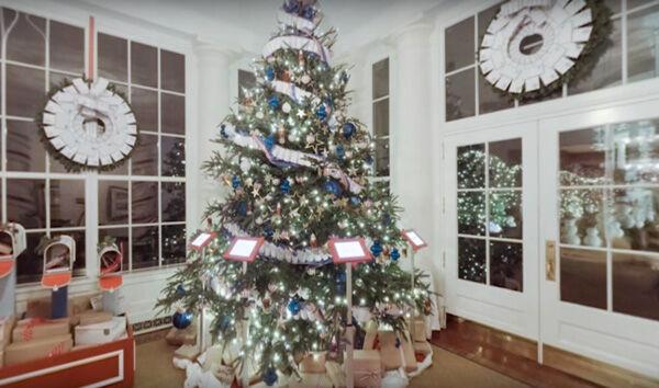 Video 360 Natal Di Gedung Putih 1
