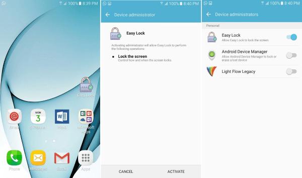 Easy Lock Kunci Smartphone Paling Mudah 1