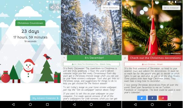 Christmas Countdown 2017 Aplikasi Natal 1