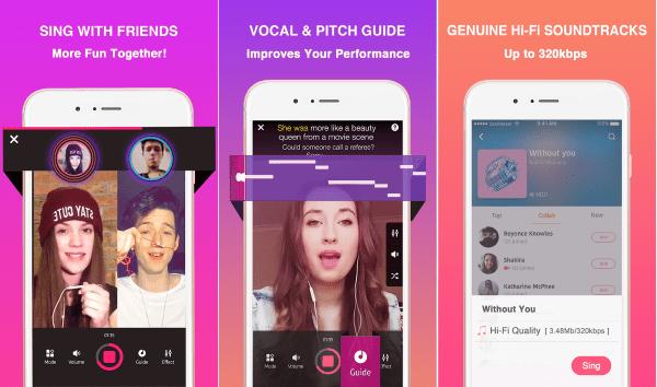 Starmaker Free To Sing Aplikasi Karaoke 1