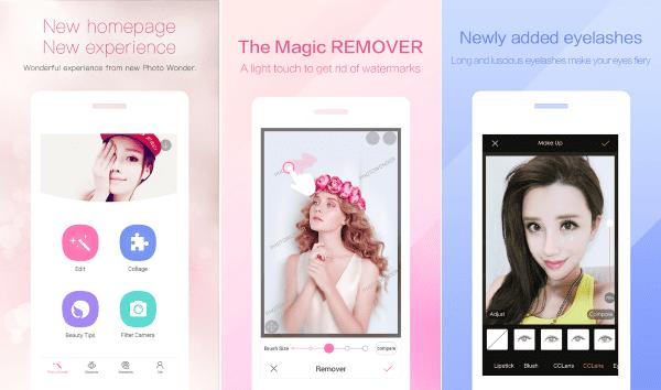 Photowonder Pro Beauty Photo Editor Collage Maker 1