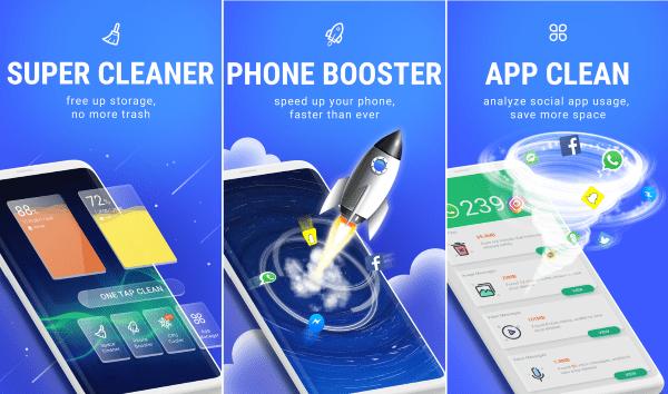 Amc Cleaner Super Phone Booster Cpu Cooler 1