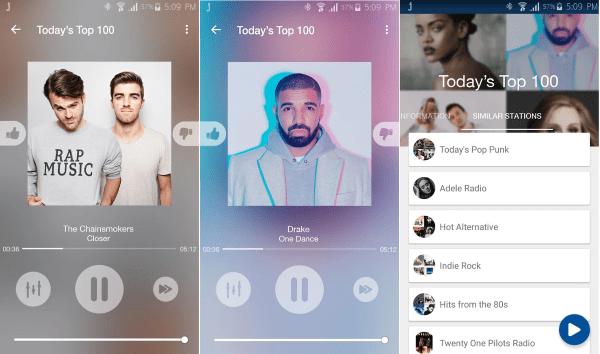 Jango Radio Aplikasi Musik 1