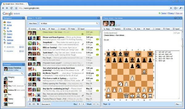Google Wave Inbox Chess Picsay 83cd1