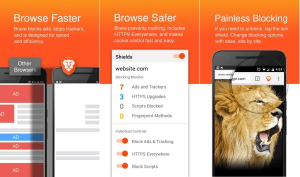 Brave Browser Fast Adblocker 8 862b0