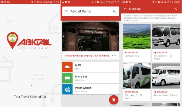 Abigail Rental Mobil 3 48817