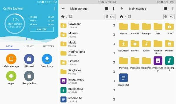 Cx File Explorer 1 Feb64