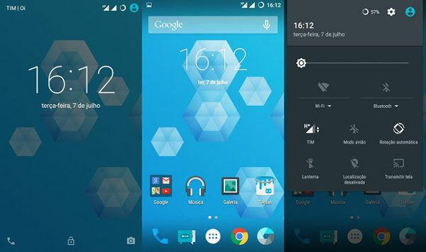 CyanogenMOD 12.1 Nightly Asus Zenfone 5