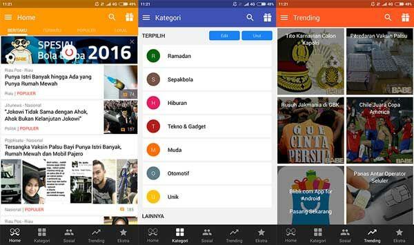 Aplikasi Android Terbaik Juni 10