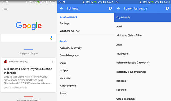 Mantra Harry Potter Di Google Android