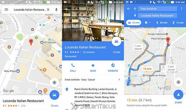 Aplikasi Android Terbaik Untuk Traveling 5